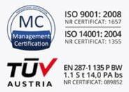 Certificari Metalworks